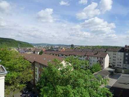 Nahe Stadtgarten: freundliche Wohnung in stilvollem Gebäude evtl.Mietkauf möglich
