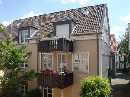 Altbau-Schätzchen! 3½-Raum-Wohnung mit Balkon und Garage mitten in Kettwig