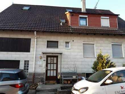 Haus mit Einliegerwohnung und großem Garten in 72655 Altdorf