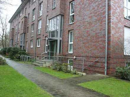 3-Zimmer Wohnung mit Terrasse in ruhiger und zentraler Lage