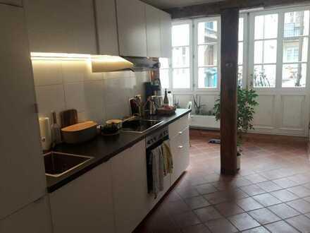 Charmante 2-Raum-EG-Wohnung mit EBK und Terrasse in Bamberg