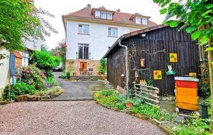 Attraktives Haus mit schönem Garten für eine große Familie