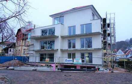 Seniorengerechte 2-Zimmer-Wohnung mit Fahrstuhl und Balkon in Bad Soden Salmünster