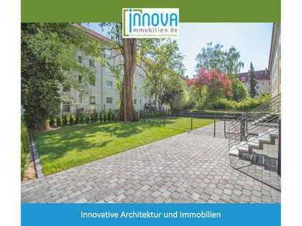 INNOVA Immobilien - Kernsanierte Whg mit großem Garten in Bestlage