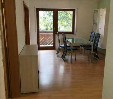 Modernisierte 3-Zimmer-Wohnung mit Balkon,Einbauküche u. Tiefgarge in Dunninge-Seedorf