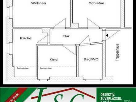 Wohnen in Kriebstein - Ruhige Lage im Dachgeschoss!
