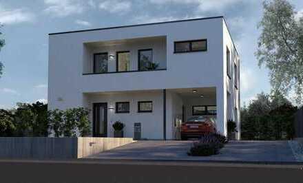Reduktion trifft Funktion: Zeitlose Ästhetik im Bauhausstil *Einzugsfertig*Neubau*