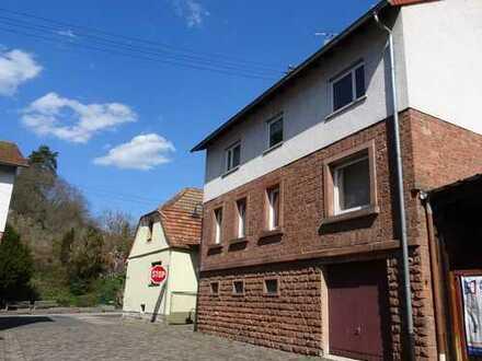 1 – 2 Familienhaus zum Eigennutz oder als Kapitalanlage in ruhiger Lage von Elmstein – Appenthal