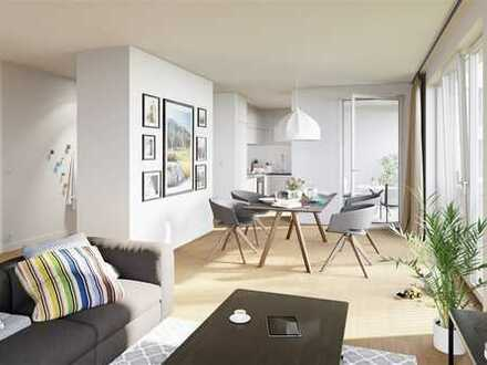 EASY - großzügig geschnittene 4-Zimmer-Wohnung mit Ankleide und Bad en Suite