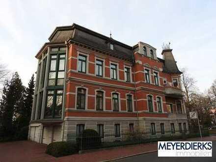 Dobbenviertel - Haarenufer: renovierte 4-Zimmer-Wohnung mit Charme in begehrter Lage