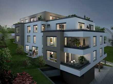 Exklusive und traumhafte 4-Zimmer-Penthouse-Wohnung mit 3 großen Dachterrassen