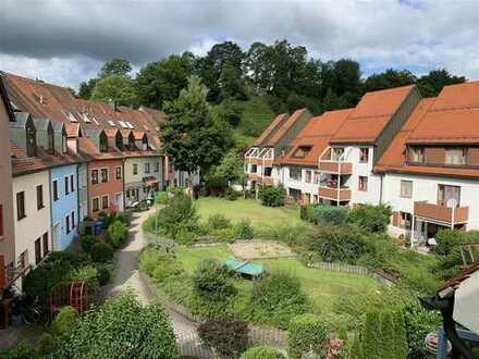 Kempten-Burghalde - Eigennutzung möglich - 3,5-Zimmer-DG-Wohnung mit Dachterrasse