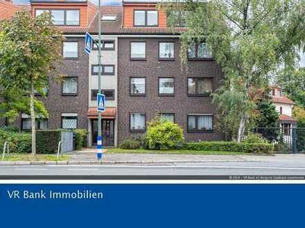 Gemütliche 3-Zimmer-Wohnung in zentraler Lage von Düsseldorf - Wersten