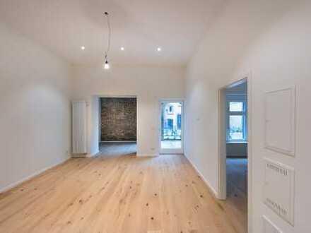 Exklusive 2-Zimmer-Wohnung mit hohen Decken und Terrasse in Heidelberg Top Lage