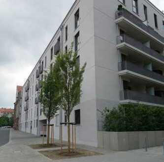 Schöne 3-Zimmer-Wohnung mit Loggia in Nürnberg - St. Johannis
