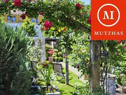 MUTZHAS - Eine grüne Oase mitten im Norden Münchens!