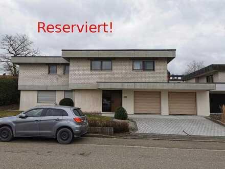 Großzügiges Einfamilienhaus mit Garten, zentrale und ruhige Lage in Crailsheim