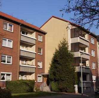 Einziehen und wohlfühlen: 3,5 Zimmerwohnung in Wanne-Mitte