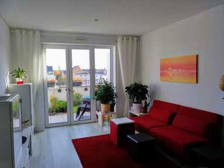 Schöne und helle Neubauwohnung in bester Lage in OF