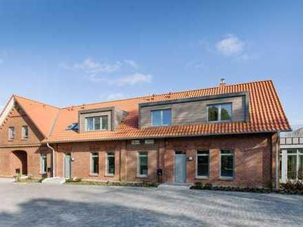 Freizügige und lichtdurchflutete 4-Zimmer Wohnung in Buxtehude/Ottensen