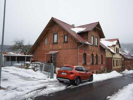 Einfamilienhaus mit schönem Grundstück