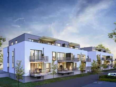 Zur Kapitalanlage bestens geeignet: Moderne 2-Zi.-Wohnung in leichter Hanglage von Sinsheim