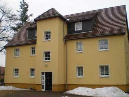 Fremdverwaltung - kleine Dachgeschoss-Wohnung in Klitten