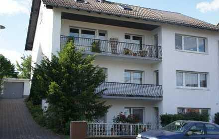 große 2-Zimmer-Wohnung in ruhiger Wohngegend