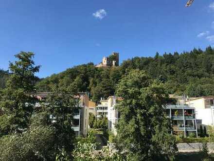 Erstbezug mit Balkon: exklusive 2-Zimmer-Wohnung in Waldkirch