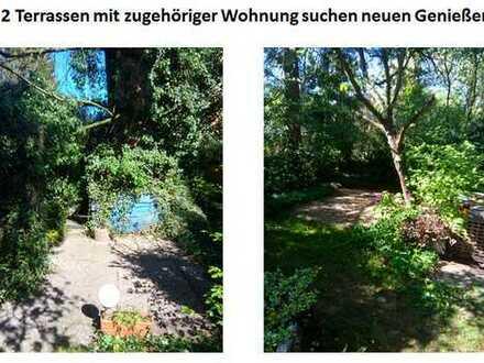 Bothfeld, 98 m² in idyllischer, grüner Lage in einem Zweifamilienhaus.