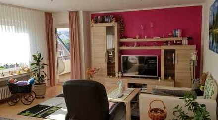 Gepflegte 3-Zimmer-Wohnung mit Balkon und Einbauküche in Ibbenbüren