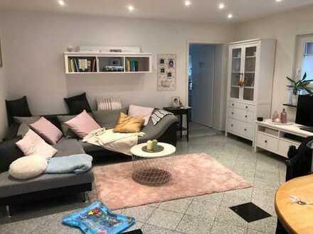 Exklusive, sanierte 2-Zimmer-Wohnung mit EBK in Mühlheim am Main