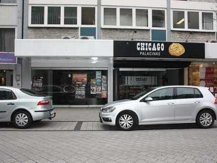 Laden in A-Lage im Zentrum von Frankenthal sucht neuen Mieter