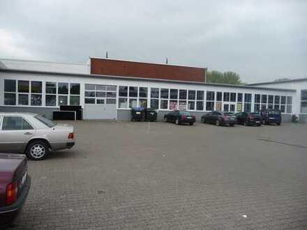 Gewerbehalle in zentraler Lage von Ge-Erle zu vermieten
