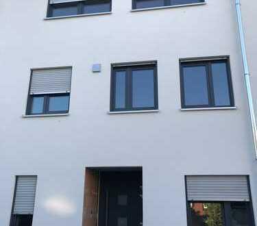 Wohnen im Bamberger Katharinenhof - Neubau von Reihenhäusern in der Innenstadt
