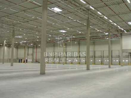 Neubau Produktionsflächen mit Büroteil