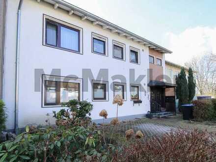 Großzügige Immobilie bei Recklinghausen: RMH für 2 Familien mit Garten und Garage in Datteln