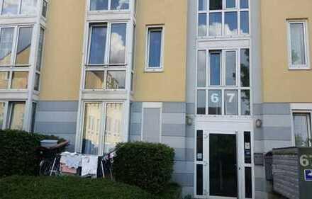 Vermietete Wohnung zum Kauf + Stellplatz !!