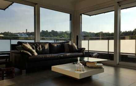 Penthouse - Top Aussicht & Lage, Bad Vilbel