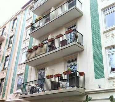 Schön geschnittene 3-Zimmerwohnung mit offenem Wohn-Essbereich und Terrasse nähe Osterstraße