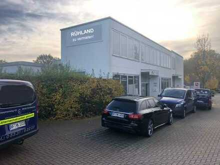 Büro mit Lager und Werkstatt in zentraler Lage von Wolfenbüttel