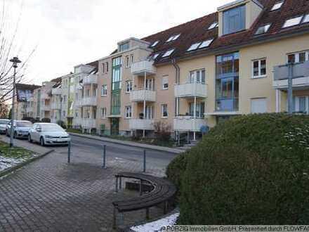 +++ 3-Raum-WE mit Balkon u. TG-Stellplatz +++