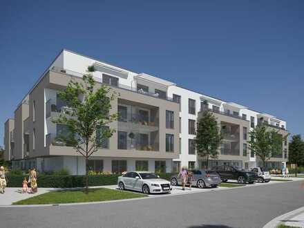 Im Alter sicher wohnen und aktiv leben: Barrierefreie Wohnung mit Service im Johanniter-Quartier