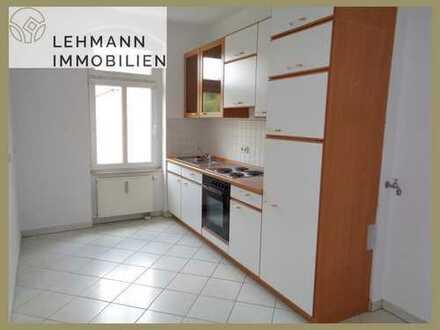 Helle 2-Zimmer-Wohnung mit Einbauküche!