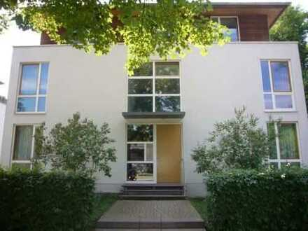Am Boddensee: 2 Zimmer-Eigentumswohnung - mit Dachterrasse u. Seeblick