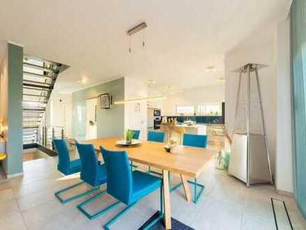 3 Generationen unter einem Dach! Modernes Haus mit Einliegerwohnung