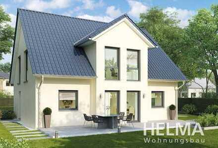 BAUBEGINN in 2018 mgl. modernes 160 qm Wohlfühlhaus als MASSIVBAU