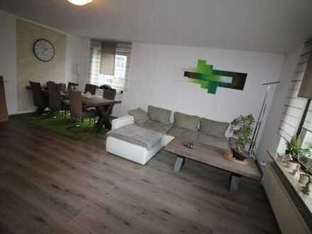 OESPEL: ATTRAKTIVE EG-WHG MIT GERÄUMIGEM BALKON-3 Zi-ca. 85 m²-IM GRÜNEN!!!