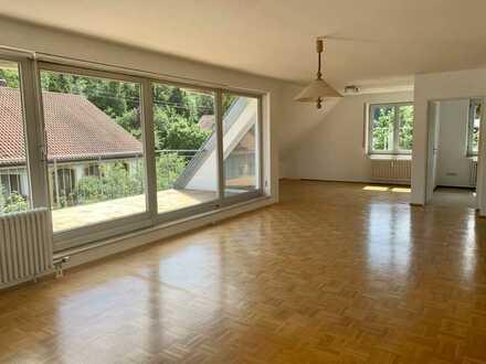 Schöne helle 4,5-Zimmer-Wohnung am südlichen Stadtrand von Biberach