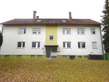 Renovierte 3 Zimmer - Mietwohnung in ruhiger Stadtlage